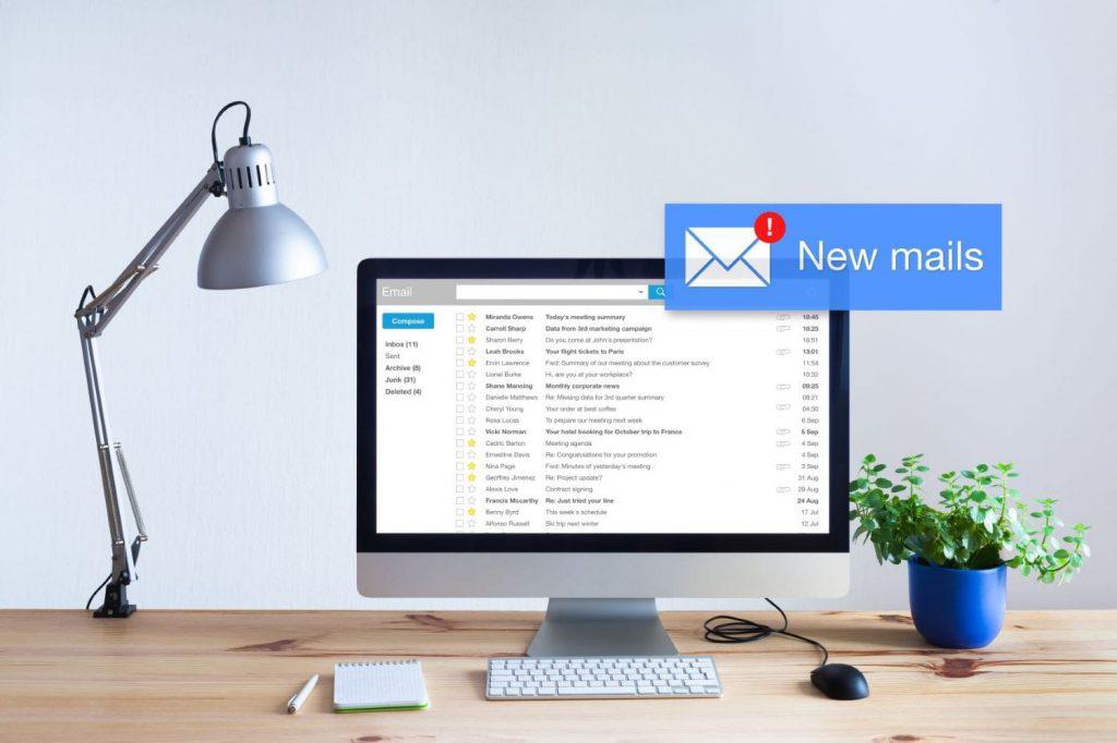 Wirtualna Asystentka Skuteczny email marketing w Twojej firmie. 9 błędów popełnianych przy tworzeniu mailingu