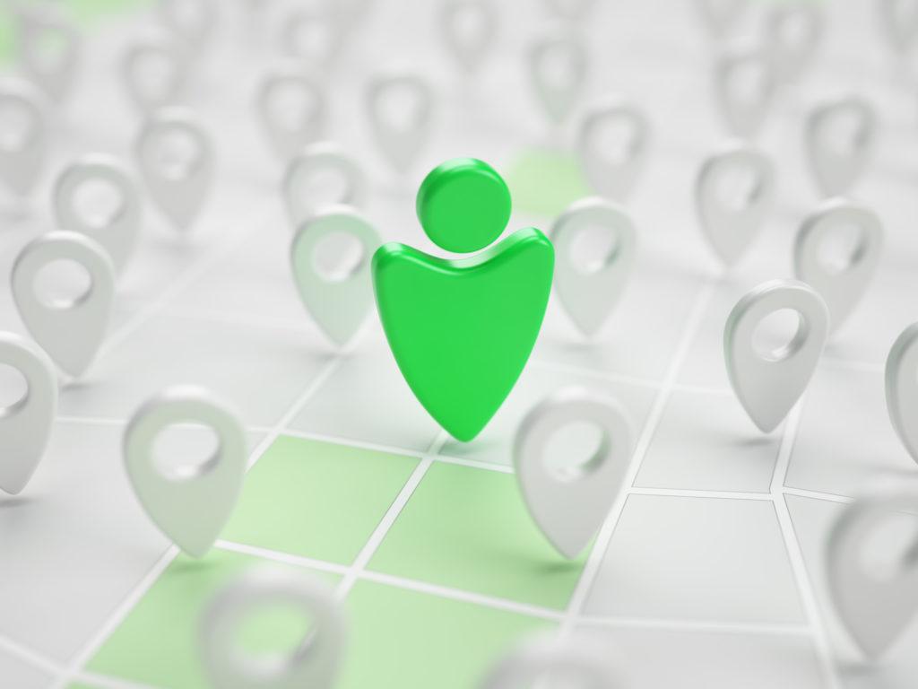 Wirtualna Asystentka - geotargetowanie